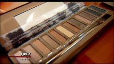 Homeland Security warns of dangerous counterfeit cosmetics. Bc you can't get urban decay for $9, and there isn't a naked basics 3 yet