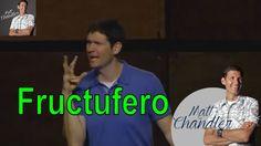 Pastor Matt Chandler Bible Study in Church 2016 - Matt Chandler Fiel y Fructífero