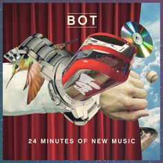Mixtape artwork for BOT (ex Crookers), tap the picture to listen!