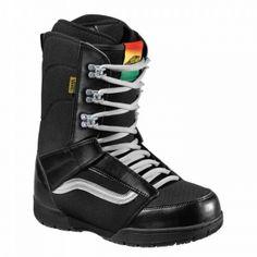 Vans Mantra Snowboard Boots Mens Black - ONLY $159.95