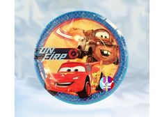 eFantasyMx: Cars, platos desechables chicos, 6 pzs - Kichink Disposable Tableware, Parties Kids, Guys