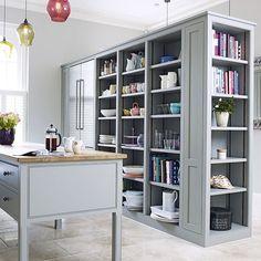 Freestanding kitchen design ideas