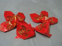 DIY Ang Bao Gold Fish | We are the DinoFamily 我們是恐龍家族: #Chinese New Year #CNY