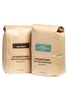 A Coffee Subscription to Stumptown