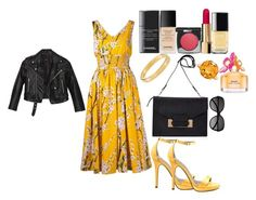 """""""Dinner Date!"""" by fabuliciousfi ❤ liked on Polyvore featuring Dolce&Gabbana, Nasty Gal, Michael Antonio, Sophie Hulme, Kate Spade, Tiffany & Co., Chanel, Yves Saint Laurent and Marc Jacobs"""