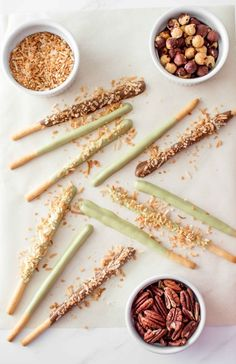 Homemade Pocky | 25 Make-Ahead Snacks That Are Perfect For Traveling