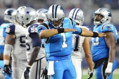 Panthers' Cam Newton makes good on plan to be more than a football ...