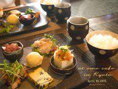 道のりを記憶に残して: 京都町家カフェ、omo cafe(オモカフェ)さんにてランチを Tasty Dishes, Food Dishes, Asian Recipes, Ethnic Recipes, Cafe Food, Food Plating, Japanese Food, Fresh Rolls, Morning Coffee