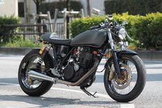 カスタムマシンコンテスト:motorcycle shop ACHIEVE-アチーブ-