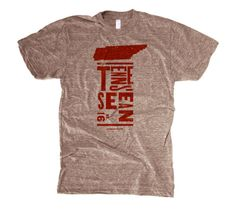 Tennessee t-shirt.....show some pride