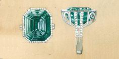 Jewellery illustrations