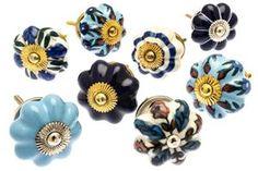 Classic & Vintage Ceramic Knobs – Ideal for Doors, Drawers, Wardrobes Ceramic Door Knobs, Cupboard Knobs, Vintage Ceramic, Wardrobes, Drawers, Ceramics, Doors, Classic, Ceramica