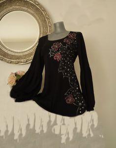 L a XL) / Zboží prodejce odrobinka Bell Sleeves, Bell Sleeve Top, Textiles, Long Sleeve, Target, Tops, Women, Fashion, Log Projects