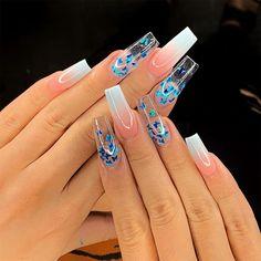 500 acrylic nails ideas in 2020  nails acrylic nails