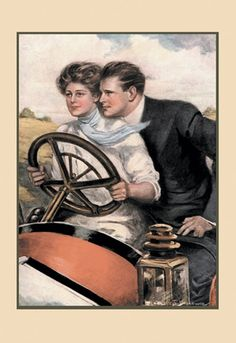 Love and Six Cylinders, by Clarence F. Underwood