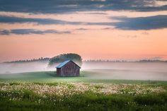 Suomalaiset maisemat ovat erottamaton osa maakuntalauluja. Summer Feeling, Cute Gif, Denmark, Norway, Sweden, Countryside, Fields, The Outsiders, Beautiful Places