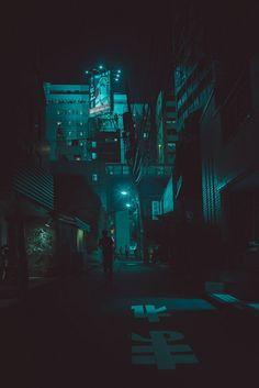 Noir By Night — iesuuyr: by    Gabriel Perez