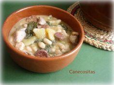 Caldo gallego expres thermomix Gazpacho, Cheeseburger Chowder, Crockpot, Cooking, Recipes, Tortillas, Jars, Egg Recipes, Dressings