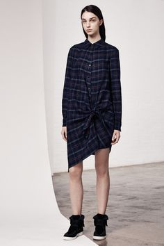 Thakoon Addition Collection, Pre-Fall 2015