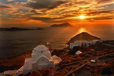 Milos - Greece , by Cretense