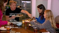 Gordon Ramsays Ultimate Home Cooking 9 Gordon Ramsay Home Cooking, Gordon Ramsay Youtube, Chef Gordon Ramsey, Fennel Salad, Cooking Videos, Ceviche, Chef Recipes, Celebrity Chef, Favorite Recipes