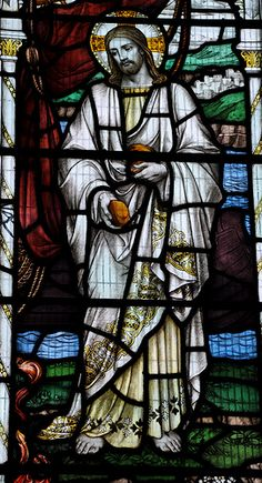 Winchcombe Stained Glass -60