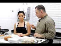 Lasanha vegana, massa caseira com chia ! | Trivial Gourmet