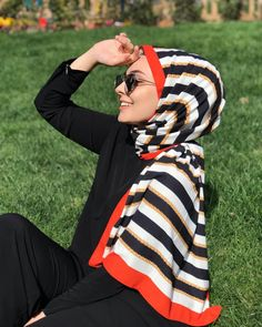 Hijab Fashion Inspiration, Style Inspiration, Hijabi Girl, Muslim Girls, Girls Dpz, Hijab Outfit, Stylish Girl, Summer Outfits, Clothes For Women