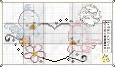 The Cross Stitch Guild - Stitc Wedding Cross Stitch, Cross Stitch Heart, Cross Stitch Animals, Modern Cross Stitch, Cross Stitch Designs, Cross Stitch Patterns, Cross Stitching, Cross Stitch Embroidery, Creations