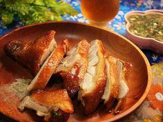 tea smoked chicken 茶香燻雞