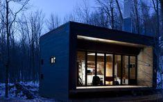 La Zoobox, un chalet autonome en énergies renouvelables sans renier sur le confort.