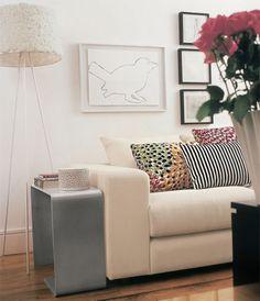 sofa clarinho