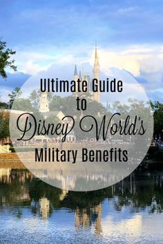 Ultimate Guide to Disney World's Military Benefits - Allison Gygi Travels Disney World Resorts, Disney Vacations, Disney Trips, Vacation Spots, Disney Vacation Planning, Disney World Planning, Trip Planning, All Family, Family Travel