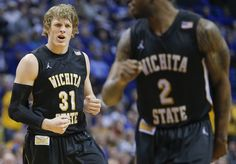 Ron Baker - Wichita State Shocker Basketball! I wish I could go to one of their games and hopefully meet him!