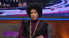 Prince Reveals His Favorite Song, Why He Doesn't Have A Cell Phone & More - YouTube