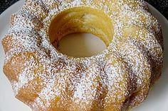 Buttermilch - Apfel - Guglhupf (Rezept mit Bild) von wunderwuzl | Chefkoch.de
