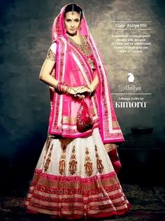 Bridal Dresses 2014-2015 | Best Bridal Suits for Brides by Kimora - She9 | Change the Life Style - Ahilya dress