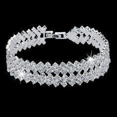 Luxury Crystal Bracelet