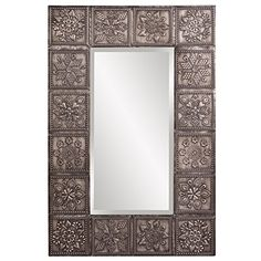 Howard Elliott 13262 Templar Mirror Pewter -- You can get more details by clicking on the image. (This is an affiliate link and I receive a commission for the sales) #Mirrors