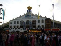 #Oktoberfest #Wiesn #Hofbräu