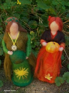 Mother Litha and Mother Mabon