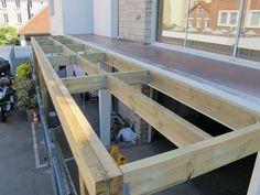 Best Terrasse Sur Pilotis Images On Pinterest Balconies - Realiser une terrasse en bois sur pilotis