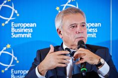 "European Business Summit 2014 Launch Event: ""Energising Industrial Growth"""