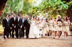 Rustic Wine Country Wedding
