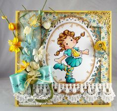 Cathys Creative Place: Buttons, Beads or Bows