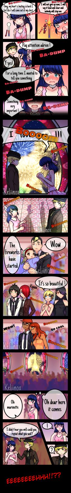the big dance (part by on DeviantArt Meraculous Ladybug, Ladybug Comics, Anime Couple Kiss, Anime Couples, Ladybug Coloring Page, Mermaid Names, Miraculous Characters, Cute Love Gif, Marinette And Adrien