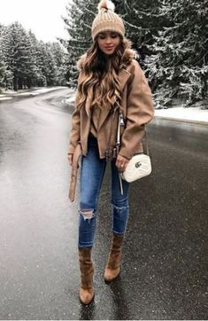 40 winter fashion 2018 outfits to copy # # - Mode - Winter Mode Winter Mode Outfits, Winter Outfits Women, Winter Fashion Outfits, Casual Winter Outfits, Autumn Winter Fashion, Fall Outfits, Cute Outfits, Modest Outfits, Outfits 2016