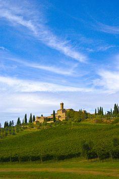 castello banfi castle | Castello Banfi | Flickr - Photo Sharing!