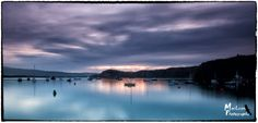 Sunrise over Tobermory Harbour by MacLean Photographic  on 500px