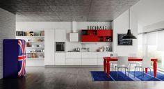 Camera Da Letto Moderna Berloni.26 Fantastiche Immagini Su Render Cucine Cucine Moderne